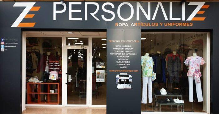 Nuestra tienda de ropa laboral para personalizar.