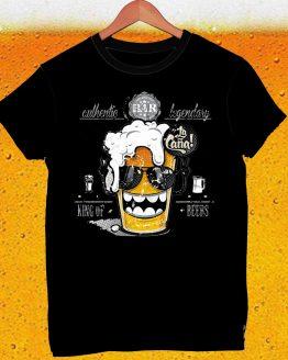 Camiseta cerveza fiesta